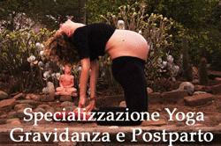Corso di formazione in Yoga per la Gravidanza