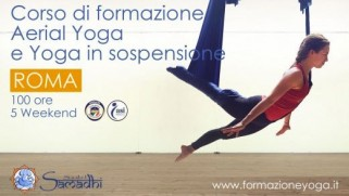 Formazione Aerial Yoga