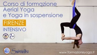 Formazione in Aerial Yoga a Firenze