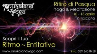 Ritiro di Yoga e Meditazione - Pasqua 2020