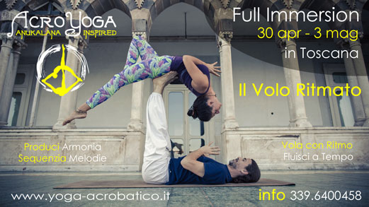 Acroyoga immersions 2020
