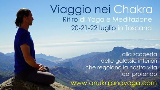 chakra yoga meditazione
