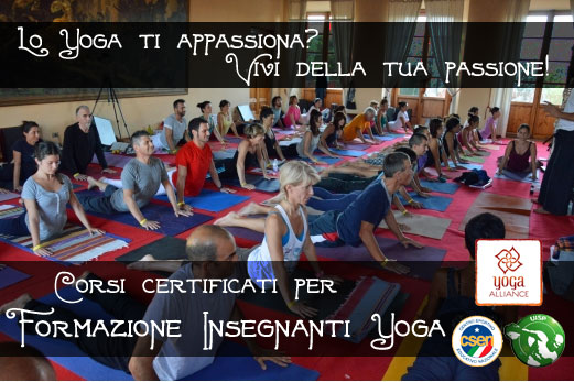 Corso Triennale per Insegnanti Yoga